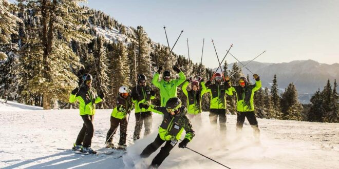 Cat timp durează să înveți sa schiezi sau să te dai cu placa, urmând o școală de schi?