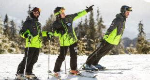 Cursuri Ski Adulți Poiana Brașov